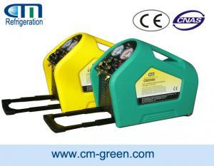 China CM2000/2000A/3000A auto portable refrigerant recovery unit on sale
