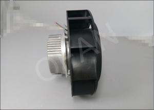 Quality Low Noise Pa66 Rail Transportation EC Centrifugal Fans 230V 3570rpm for sale