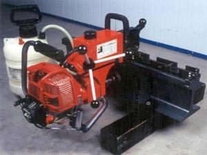 China 14-36mm petrol engine rail drilling machine on sale