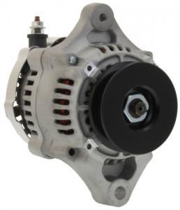 China Alternator Mini Denso Chevy Street Rod Race 1-wire 8162 12180SE on sale
