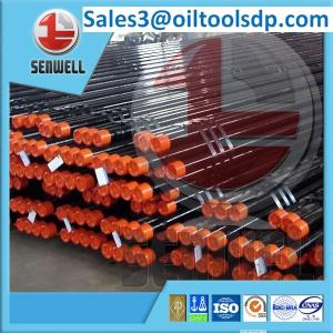"""China Hot sales API 5CT  9-5/8"""" N80 seamless steel casing pipe with couplings & thread protector on sale"""