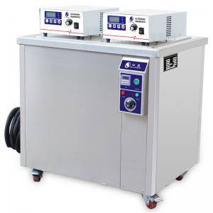 China Digital Efficient Car Parts Industrial Ultrasonic Cleaner Easy Operating on sale