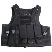 China Tactical Molle combat cargo army vest airsoft shooting assault vest on sale