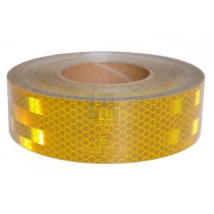 China Customized Logo Flexible Reflective Tape Warning Reflective Tape ISO Certification on sale
