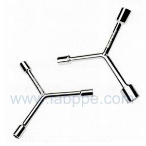 Quality Y1310-Plastic clip trigeminal Y hex key chrome wrench 8/9/10mm Hexagonal Hex for sale