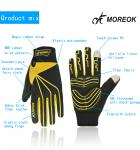 short finger cycling gloves bike cycling gloves new design factory price cycling gloves