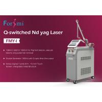 CE FDA approved high quality competitive price 1064nm 532nm q switch nd yag laser tattoo eraser for beauty clinic use