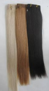 China water wave human remy hair weave on sale