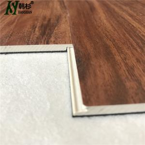 China luxury cheap Stone Plastic Composite waterproof 5mm spc pvc vinyl flooring pvc tile flooring on sale