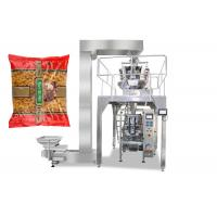 Automatic Pasta Packaging Machine , 14 Heads Weigher Automatic Packing Machines
