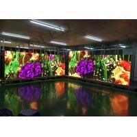 Indoor Billboard Advertising Led Display Screen , Led Video Billboards CE