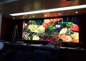 China SMD2121 P2.5 LED Video Display Screen 1/32 Scan 160000 dot/㎡ Density on sale