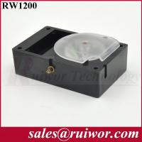Cuboid Shaped Retractable Security Wire Anti Theft Pull Box With Alarming Function