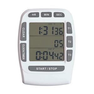China 3 Channel Digital Kitchen Count Down Timer on sale