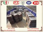 ZG45Cr2Mo Low  Alloy Steel Groove Liner Plates Shipment More Than HRC52 EB5049