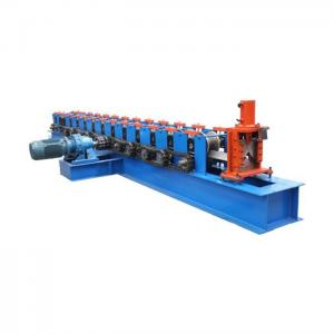 China Square Pipe Color Steel Roll Forming Machine Sheet Metal Roll Forming Machine Downwater Rain Gutter on sale