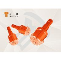 Durable Concentric Drilling System , Tungsten Carbides Foundation Drilling Tools