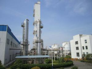 China High Purity 99.999% Cryogenic Air Separation Plant With Auto PLC Control on sale