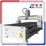 USB Mach3 Wood relief Carving CNC Router Machine with control box inside ZKM-1325A