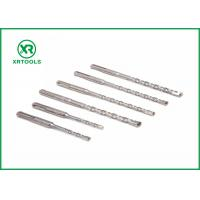 6 * 160mm S4 Flute SDS Drill Bits , YG8C Electric Hammer Sds Plus Drill Bits