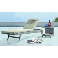 China Outdoor adjustable chaise lounge chair-3002 on sale