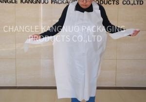 Blue, 1000 Aprons Disposable Flat Pack White Aprons Blue Apron High Density Polythene