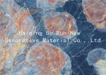 Filme bonito da mobília do PVC do projeto para a prova do fumo da placa de contorno do Mdf