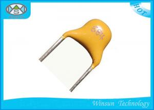 China MONO CAP Multilayer Ceramic Capacitor Small Size Wtih Coated With Epoxy Resin on sale