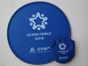 China foldable frisbee promotion on sale