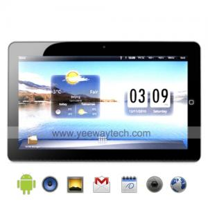 China Fly Touch 2 - 10 Inch Touchscreen Android 2.1 Internet Tablet + GPS on sale