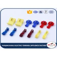 Electrical Cable Joint Durable Quick Connect Wire Terminals Splice Connectors ROHS