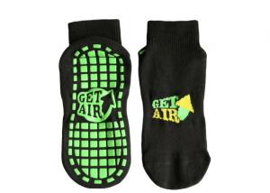 China Get Air Bounce Non Slip Grip Socks  / Anti - Skid Socks Trampoline For Teenagers And Kids on sale