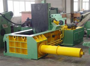 China Máquina 15kW Y81F - de la prensa del pedazo de metal de la operación manual tipo 160C on sale