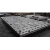 Cast Iron T-slot Table