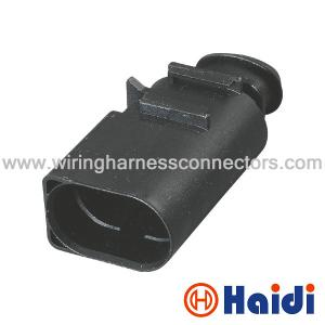 China 2 Way Headlight Washer Pump Sealed Automotive Electrical Connectors 8D0 973 822 on sale