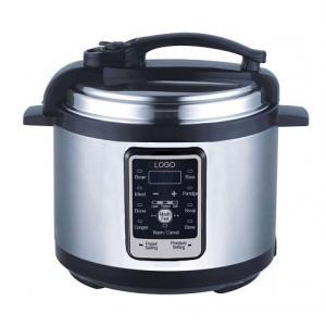 China EMPRC10 / Electric pressure cooker / 6L/ Computer control on sale