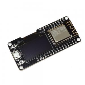 China Weight 28g WiFi CP2102 Development Board For NodeMCU Arduino ESP8266 With 0.96 OLED on sale