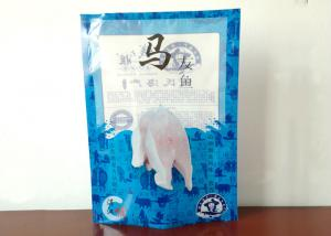 China Seafood Commercial Food Storage Bags , Plastic Frozen Food Packaging Bag on sale
