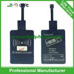 Récepteur de remplissage de récepteur d'adaptateur de Qi de récepteur sans fil promotionnel de chargeur pour Smartphone