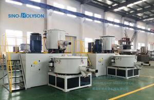 China Sinohs CE ISO SRL- 300/600 High Speed Plastic Mixer Machine on sale