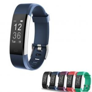 China ID115 Plus Wristband Sport Heart Rate Smartband Fitness Tracker  Smart Watch Smart Bracelet on sale