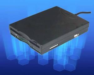 China Portable USB external FDD (floppy diskette drive) Plus Card reader on sale