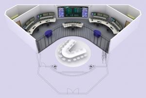 China Custom Control Room Design on sale