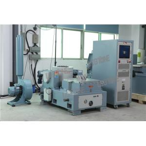 China Low Price High Reliability Vibration Shaker Table for Shock and Vibration Tests on sale