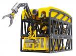 Deep Sea Working ROV with Manipulator Arm and Basket,VVL-VT1000-6T  1080P HD camera