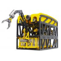 Deep Sea Working ROV with Manipulator Arm and Basket,VVL-VT1000-6T  1080P HD camera