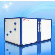 China Geothermal Ground Source Heat Pump Fresh Air Heating And Cooling For Greenhouse Heating on sale