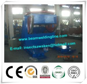 China Rotary Tilting Automatic Pipe Weld Positioner / Welding Welding Turntable on sale