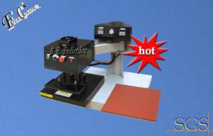 China 2013 Hot Product of Shaking Head Pneumatic Double Station Heat Press Transfer Machine on sale
