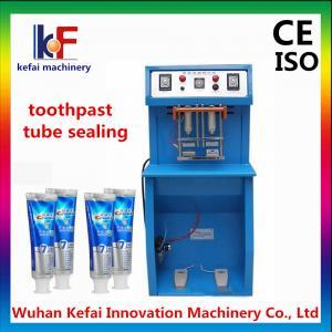 China Pedaled manual tube plastic sealing machine price on sale